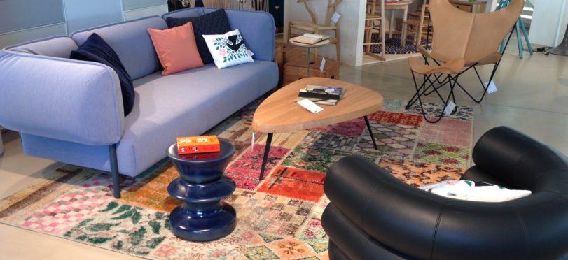 Der Hardoy Butterfly Chair bei Fleiner Möbel