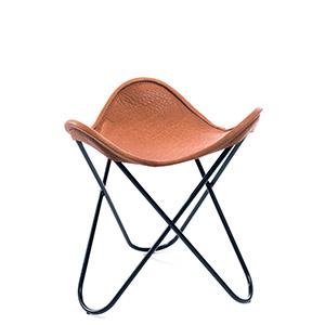 Hocker Fußteil für den BKF Chair