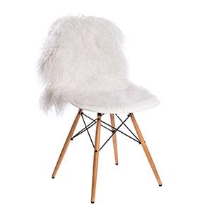 Passende Schaffelle für Vitra und Butterfly Chair