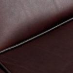 Blank-Leder Maron